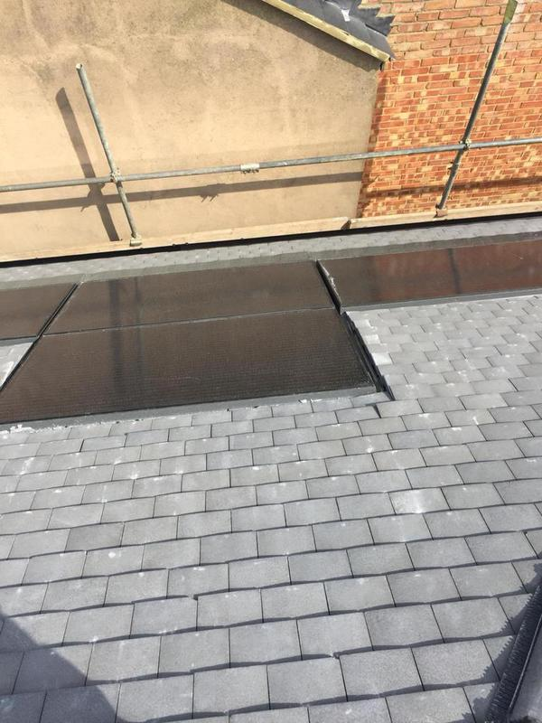 Image 33 - Roofing external work at Ealing