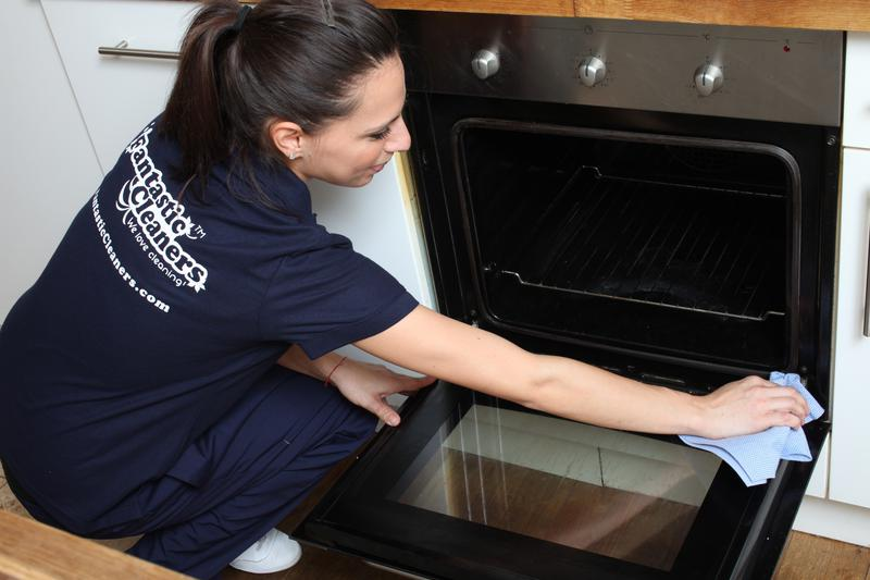 Image 3 - Professional oven cleaning service
