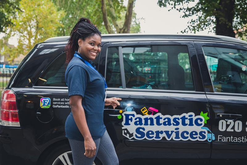 Image 4 - Fantastic Services team member