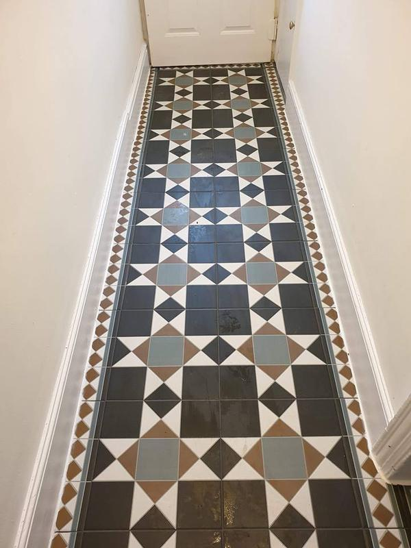 Image 8 - Floor tiles Stunning entrance hall in this local terrace. Easy clean ready to withstand those muddy boots