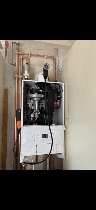 Image 3 - New boiler installation, Ideal Logic MAX with a 10 yeah warranty.