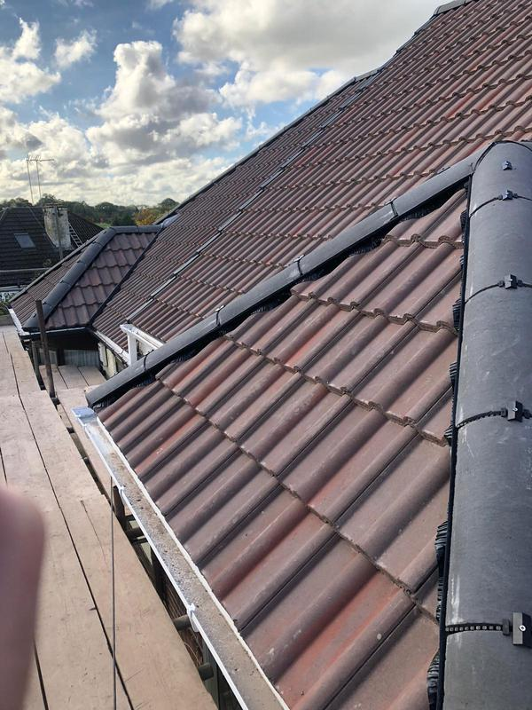 Image 19 - Main Roof Replacement, completed October, Allesley.