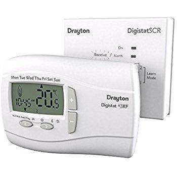 Image 17 - Drayton Wireless Room Thermostat