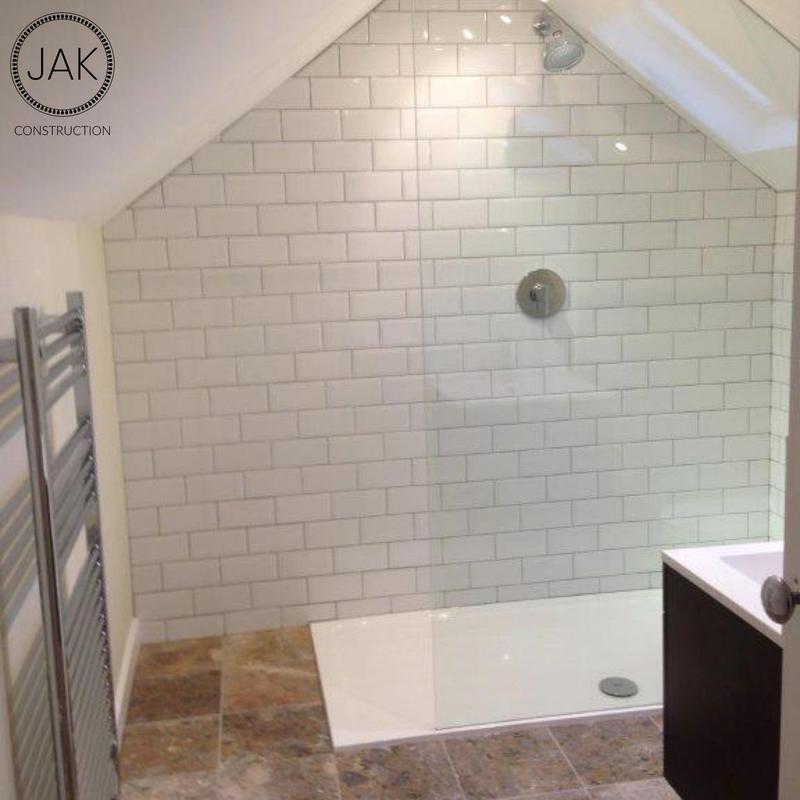 Image 50 - New shower