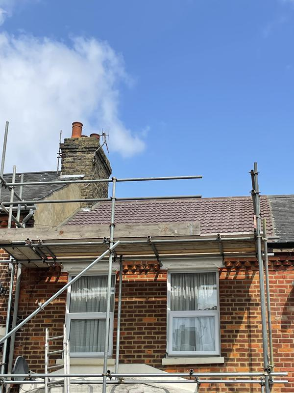 Image 16 - New tiles roof installed