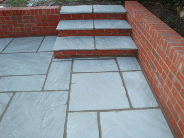 Image 22 - Natural Stone Terrace & Steps