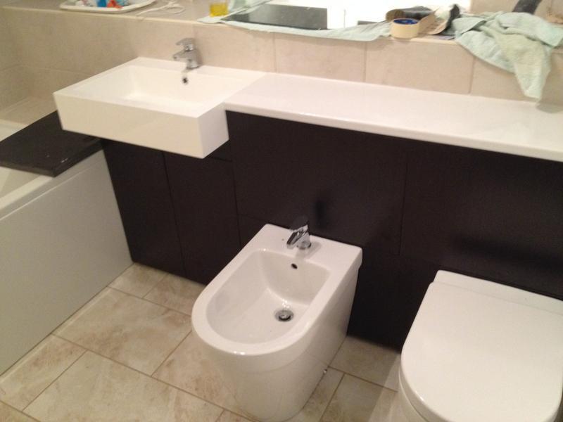 Image 30 - New bathroom installation