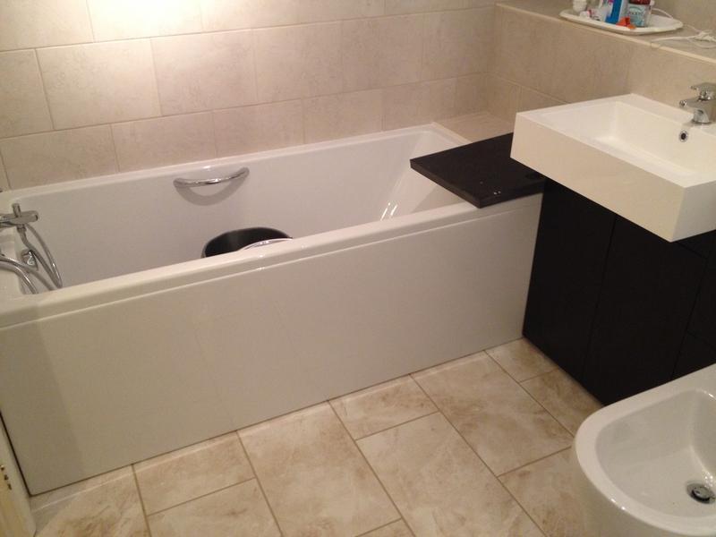 Image 31 - New bathroom installation