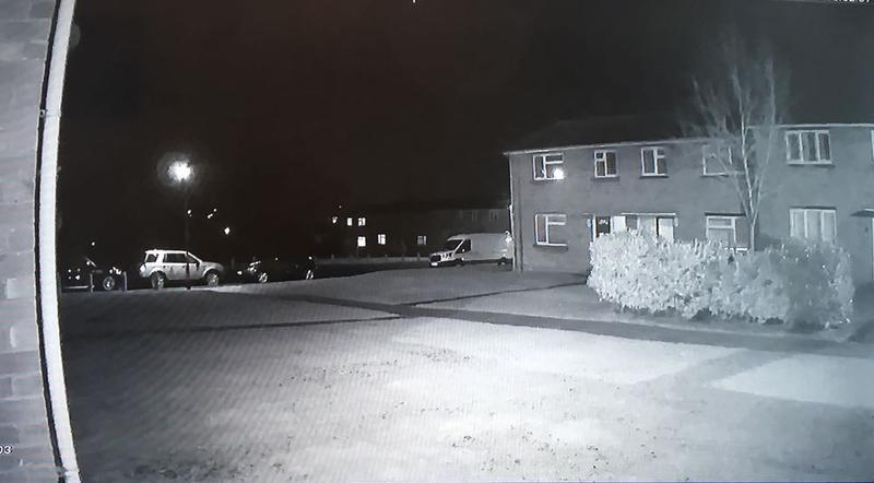 Image 31 - 4MP Camera at night