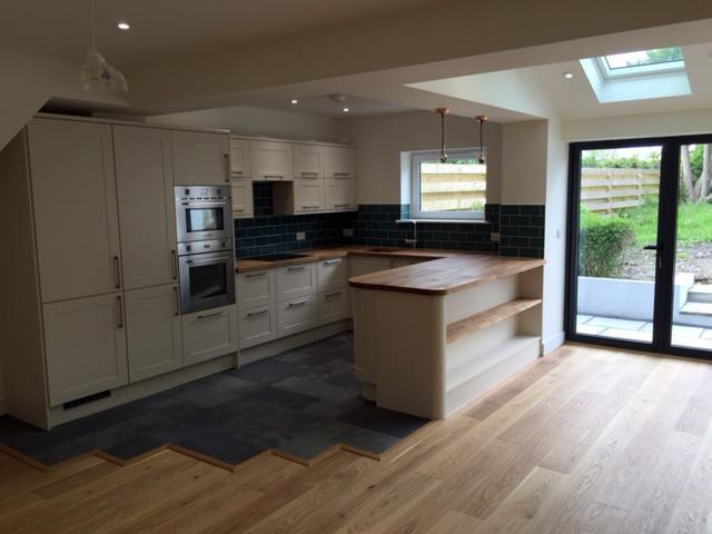 Image 35 - Kitchen Extension with Bi-Folds and Velux