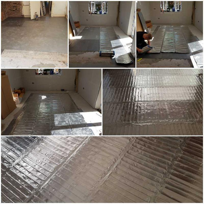 Image 9 - eco infrared underfloor heating
