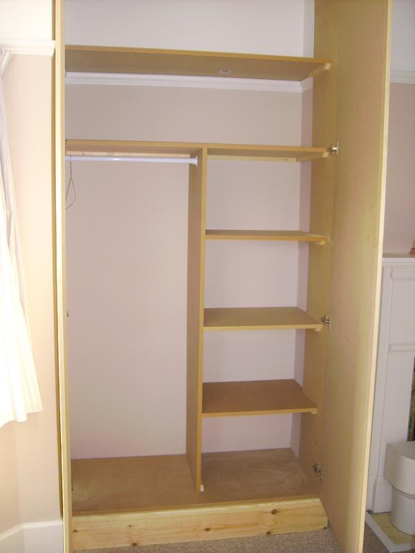 Image 3 - internal of wardrobe