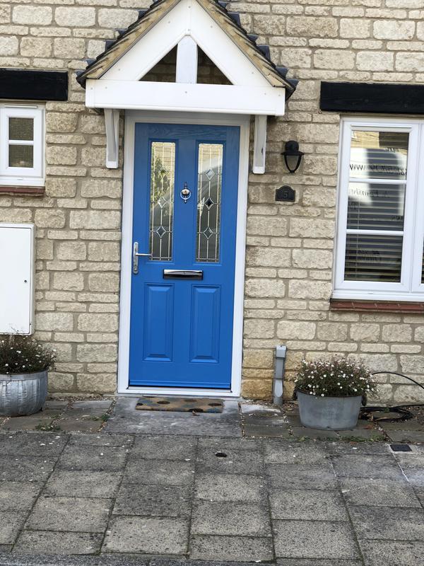 Image 138 - Composite door