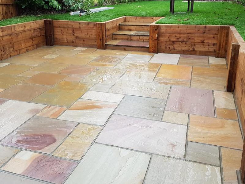 Image 17 - Natural sandstone , come in different colours