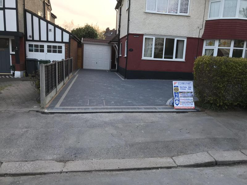 Image 9 - Front driveway in Chingford