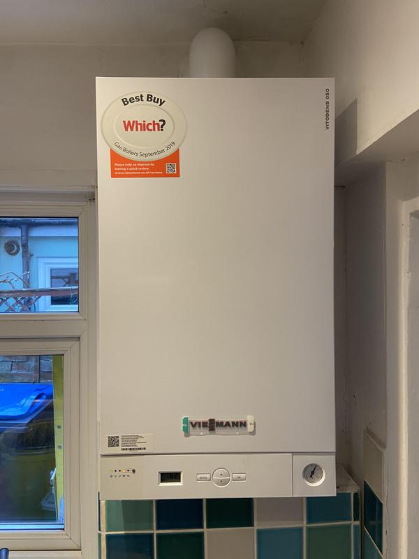 Image 22 - New Viessmann 29 kw combination boiler installation 7 years warranty 7 years FREE services included
