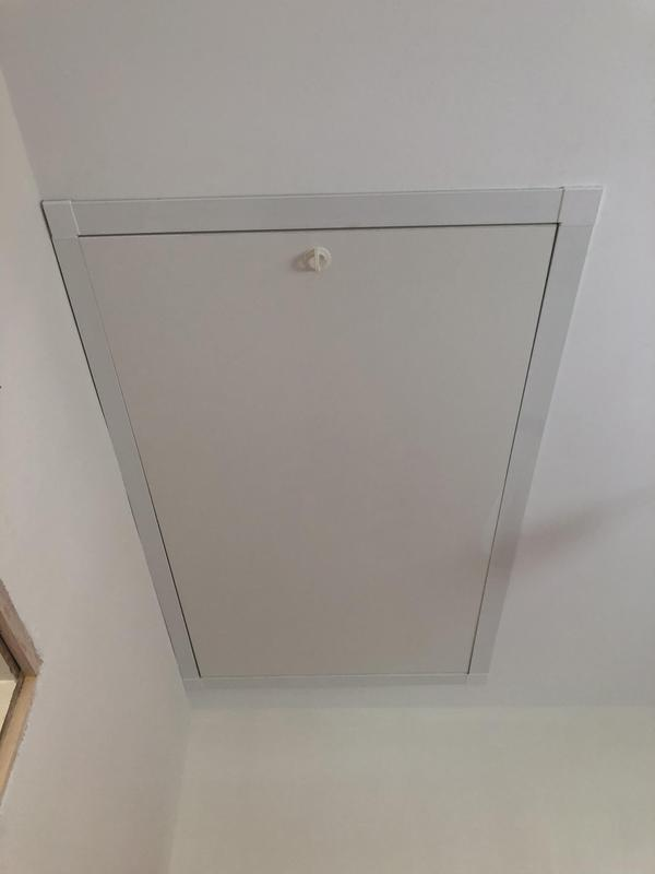 Image 21 - Loft ladder installation