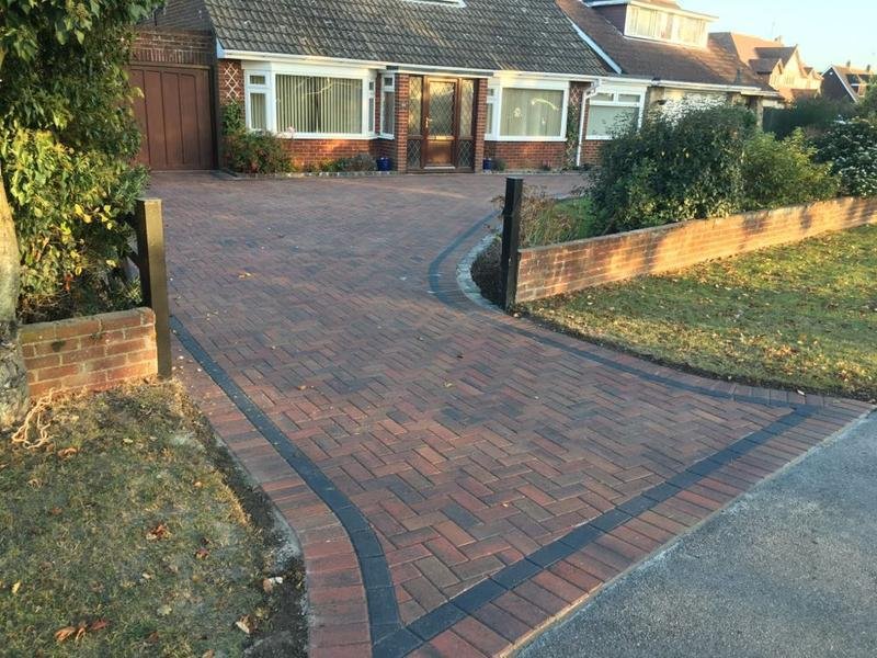Image 103 - New block paving driveway Chestfeild