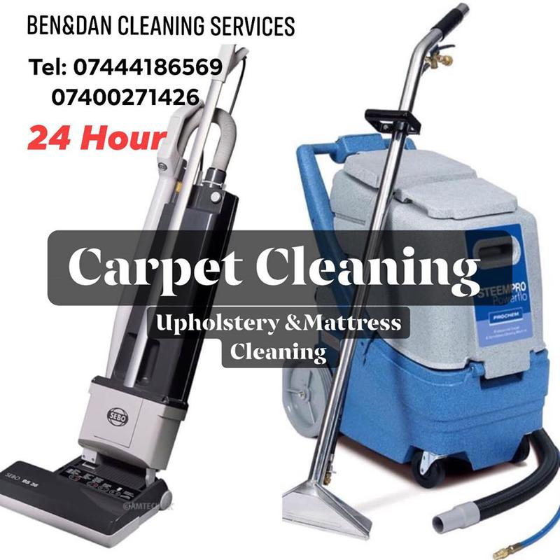 Image 2 - Carpet Cleaning , all Prochem , environmentally friendly