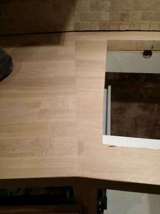 Image 16 - Oak worktop NW3