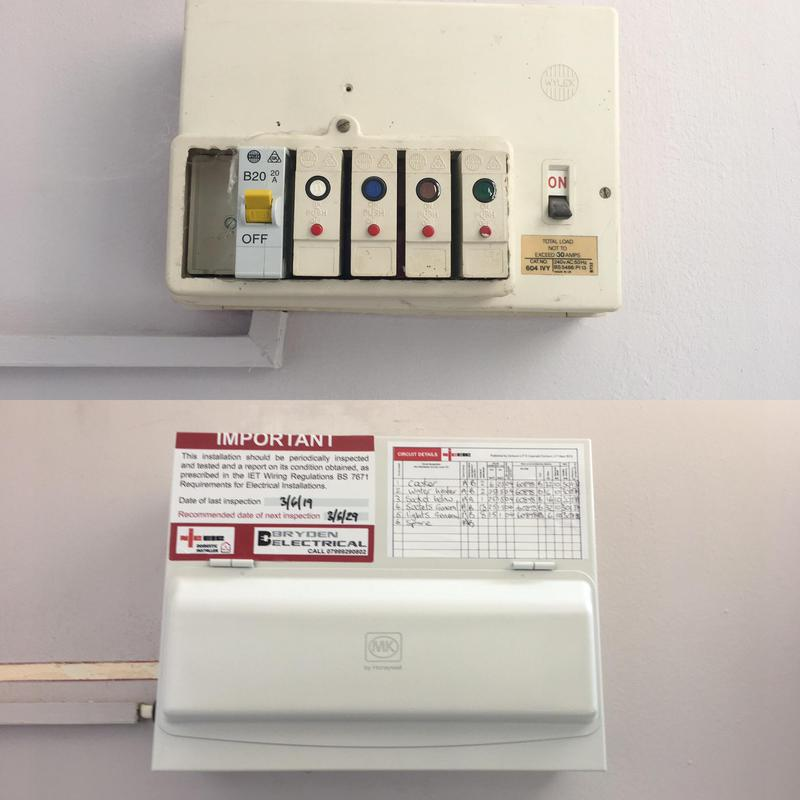 Image 11 - Replacement consumer unit. Bryden Electrical