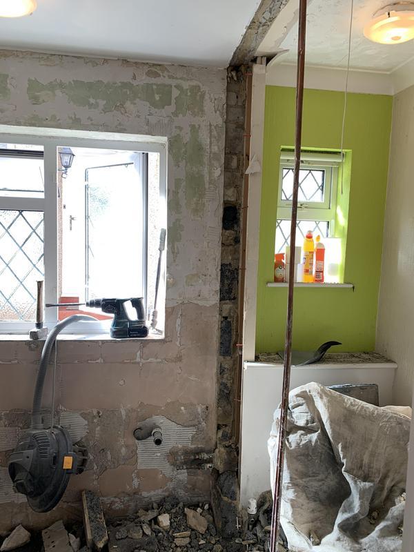Image 44 - BEFORE. Dartford Bathroom