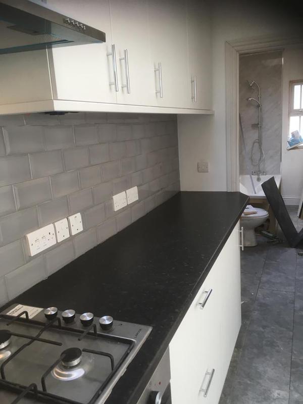 Image 15 - finished kitchen fire refurb