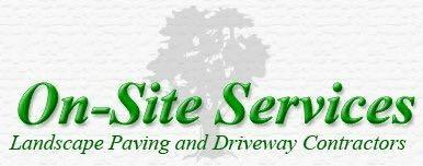 On Site Services logo