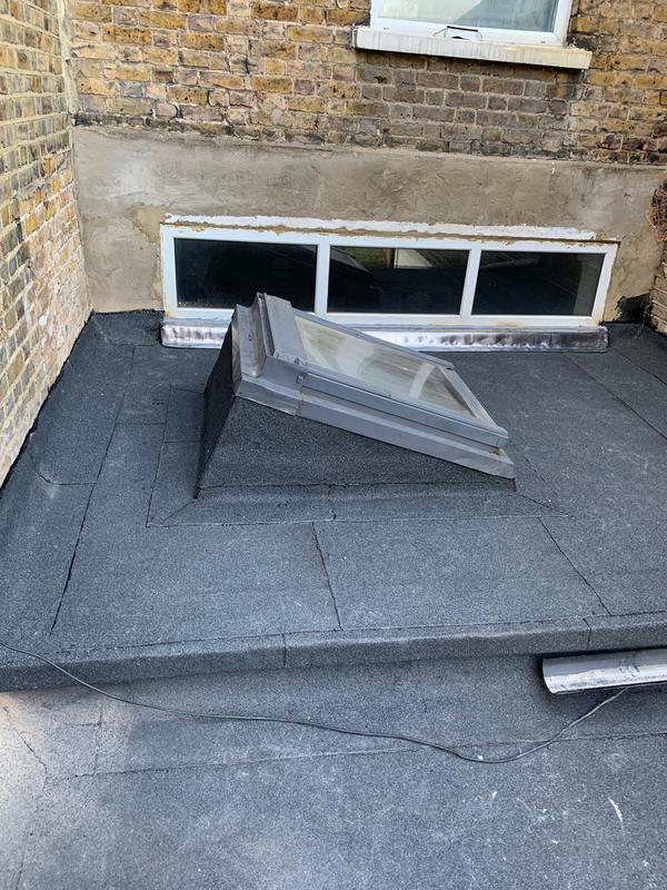 Image 13 - Kilburn flat roofing