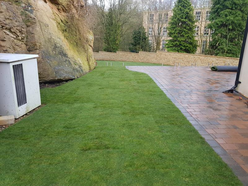 Image 3 - Stone wall/garden renovation
