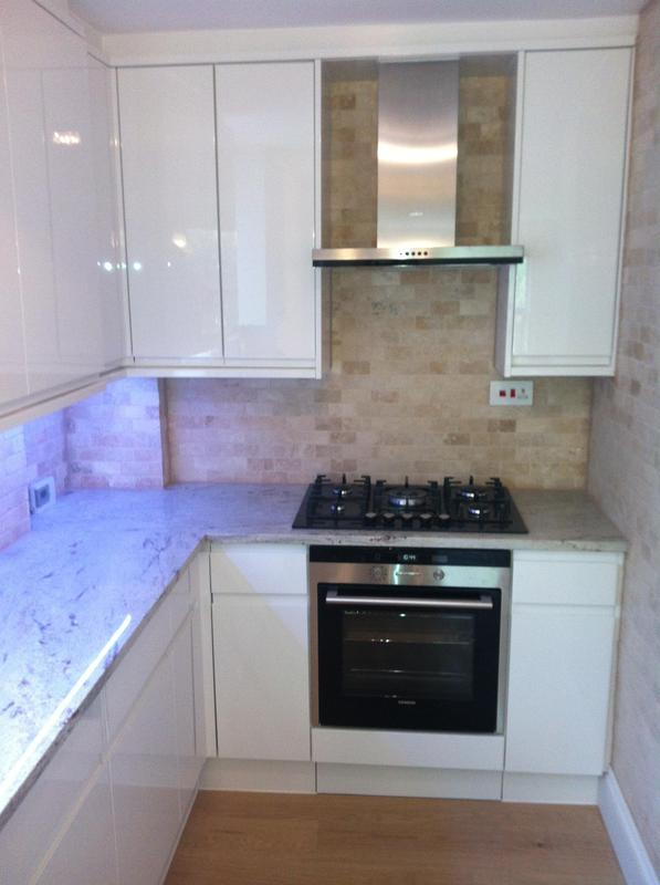 Image 1 - Yes we also do kitchens, this one from Howden's