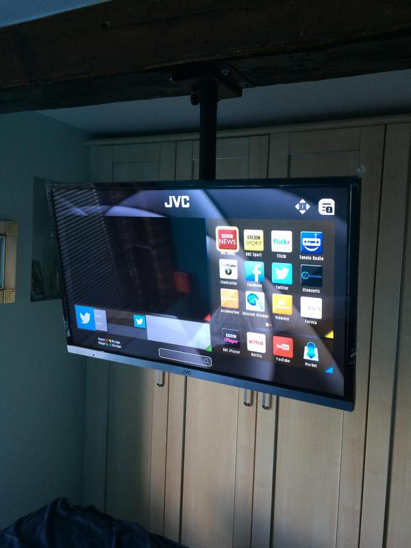 Image 37 - lcd & led tv wall mounting installation services