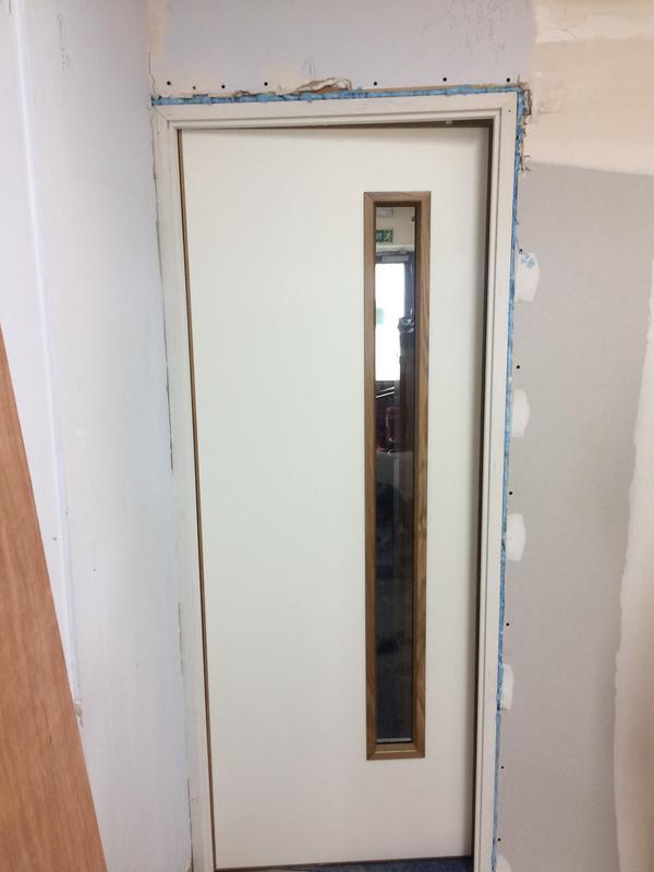 Image 12 - Fire door set