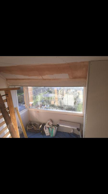 Image 68 - Bedroom board and skim