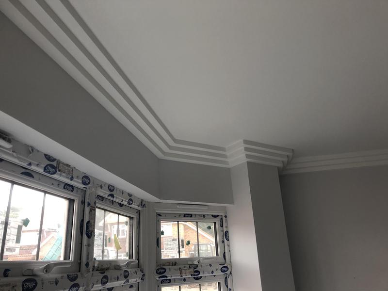 Image 25 - Three step cornice fitted