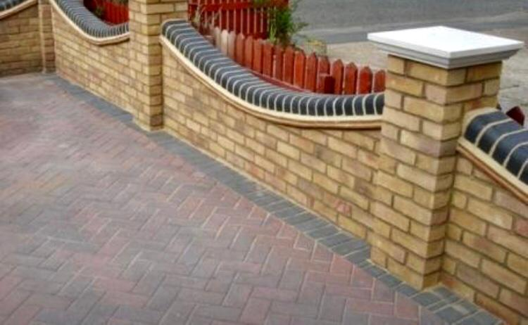 Image 6 - brick work finished