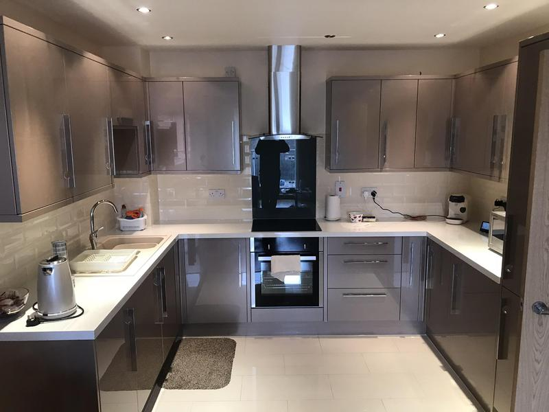 Image 3 - Yes we also do kitchens, this one from Homebase