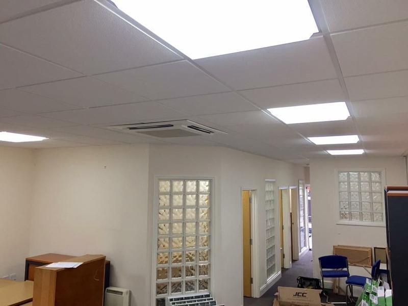 Image 63 - led office lighting Hatfield