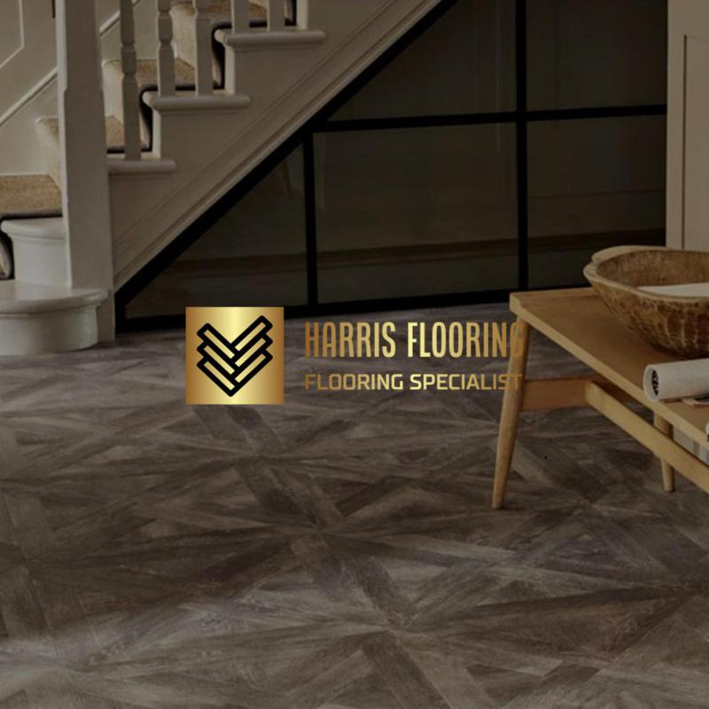 Harris Flooring logo