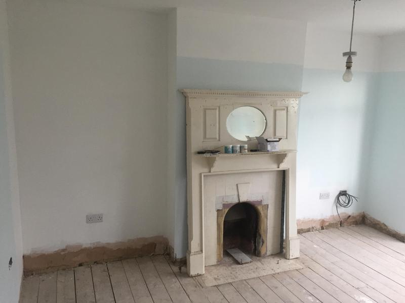 Image 25 - Two alcoves to build bespoke wardrobes and drawers.
