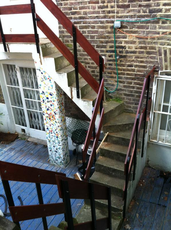 Image 52 - Rebuilt Hand Rail & Railings