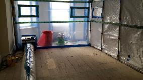 Image 51 - HSE Licensed Removals -Enclosure Under Negative Pressure