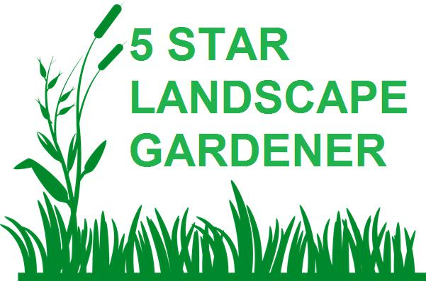 5 Star Landscapes logo