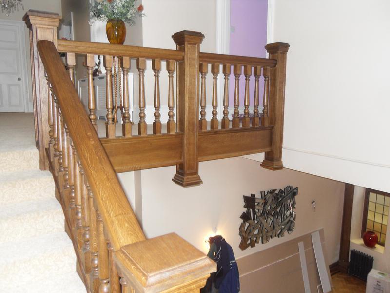 Image 40 - Victorian staircase refurbishment