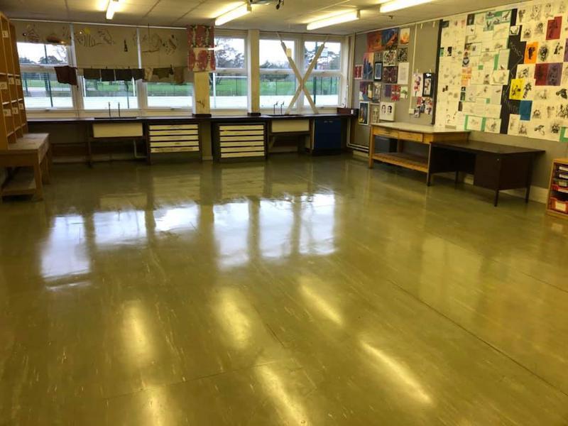 Image 4 - Classroom Floor Clearance