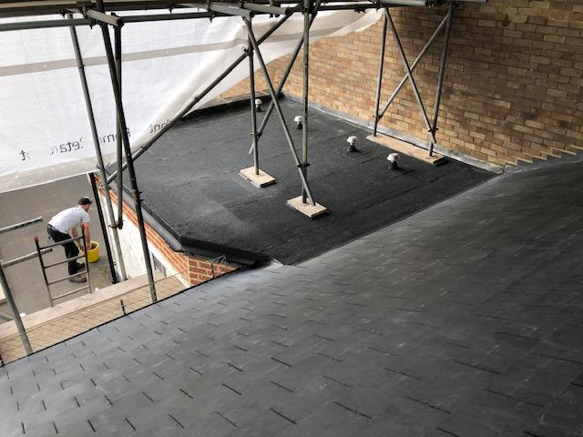 Image 5 - New roof/flat roof
