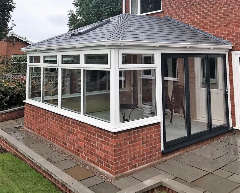 Image 5 - Tiled conservatory roof Warmer Roof