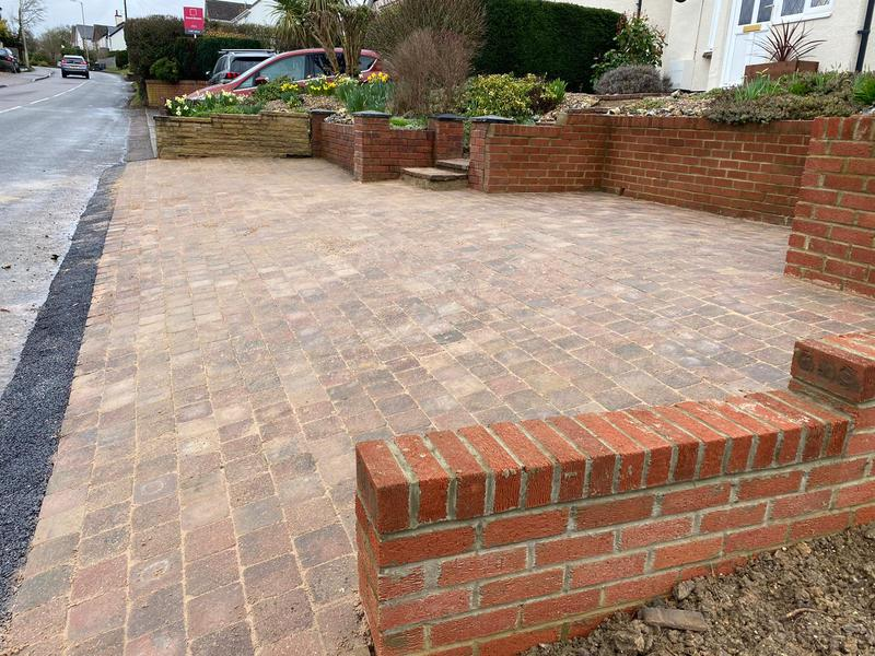 Image 2 - Finished Drive Buntingford