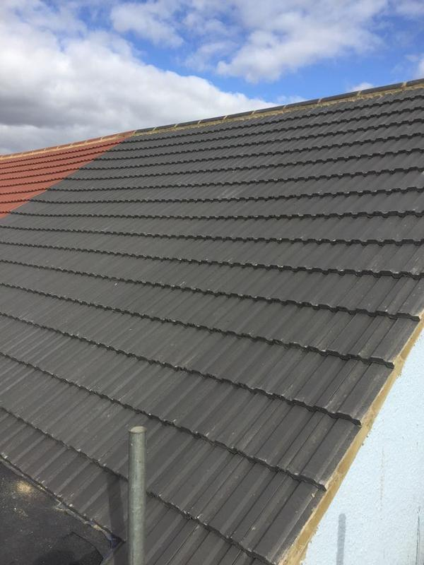 Image 2 - finished sandtoft new ttiled roofs completed
