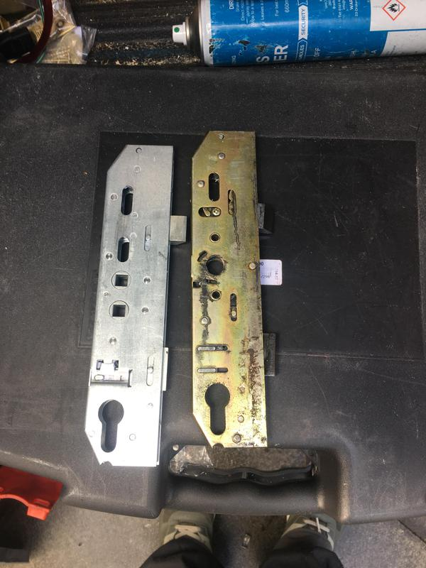 Image 47 - Gearbox replacement